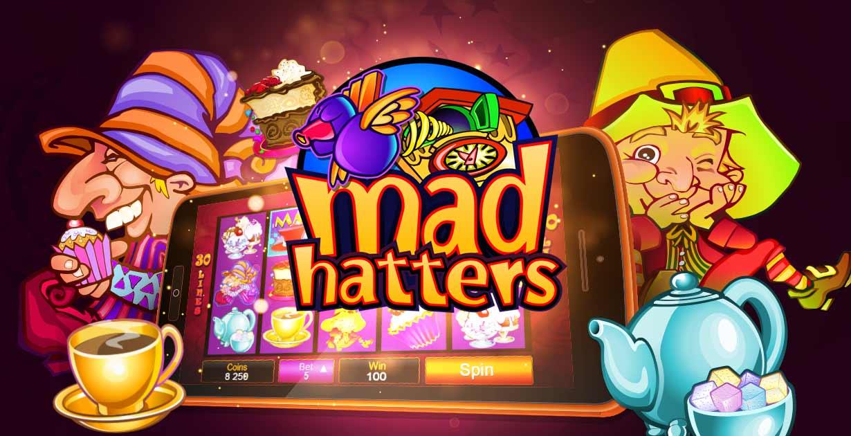 Resumen del juego «Mad Hatters»