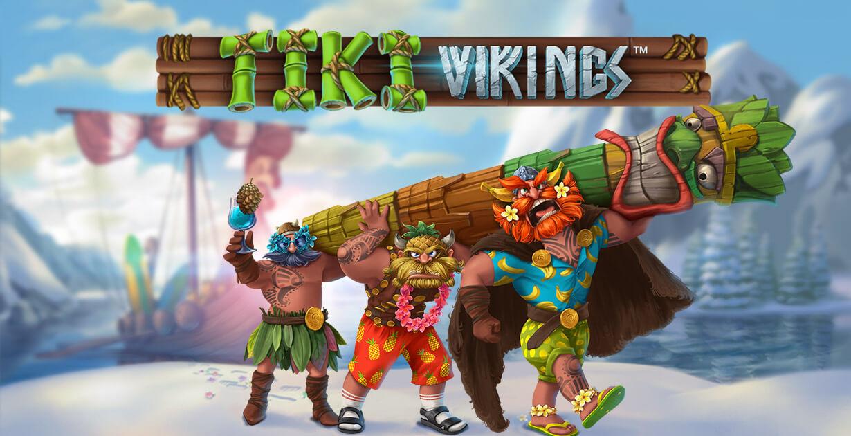 Resumen del juego «Tiki Vikings»
