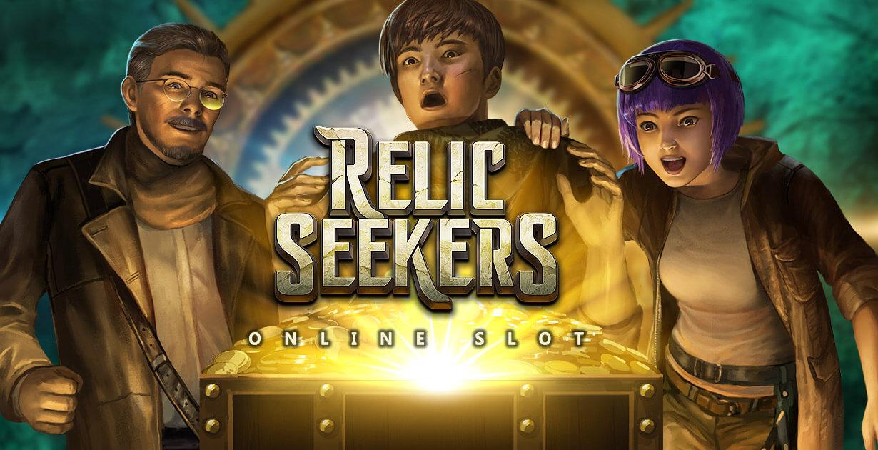 Resumen del juego «Relic Seekers»