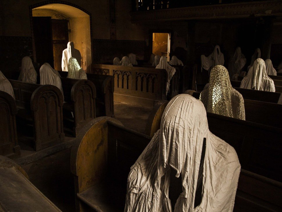 Lugares aterradores para visitar en Halloween