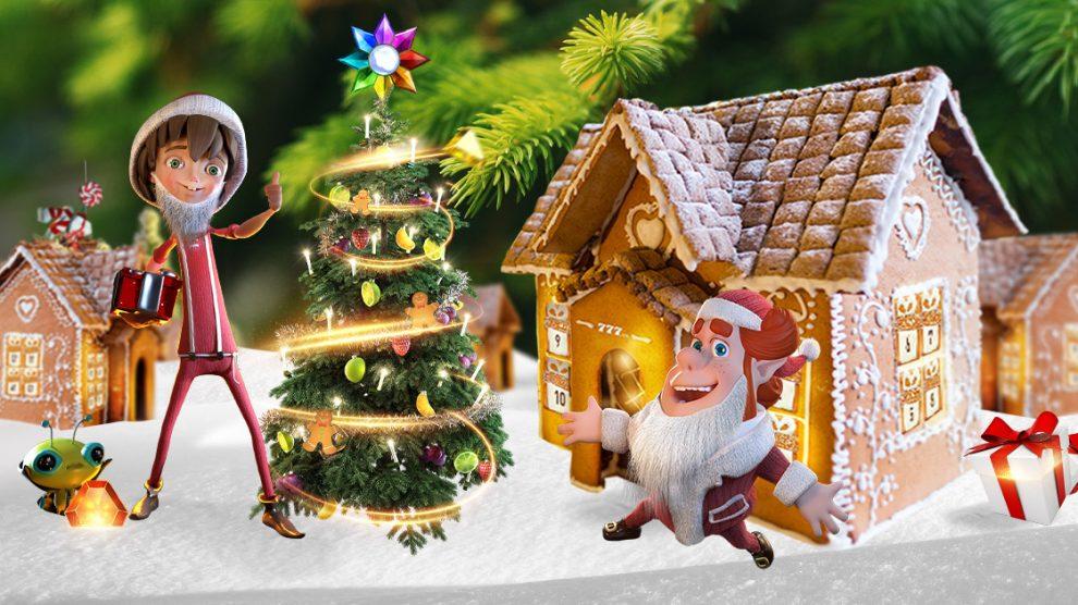 El Calendario de Navidad de Casino777 ya está aquí