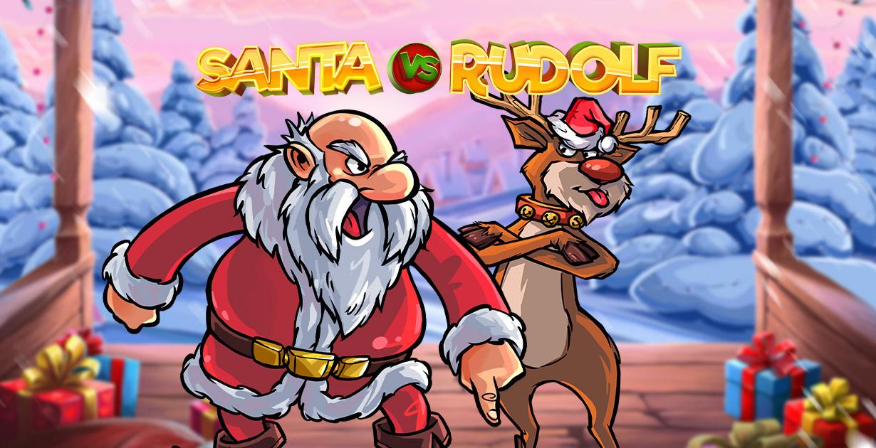 Resumen del juego «Santa vs Rudolf»