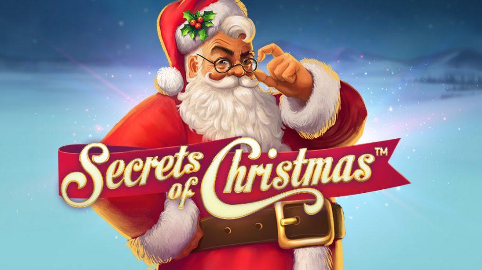Selección de slots navideñas en Casino777
