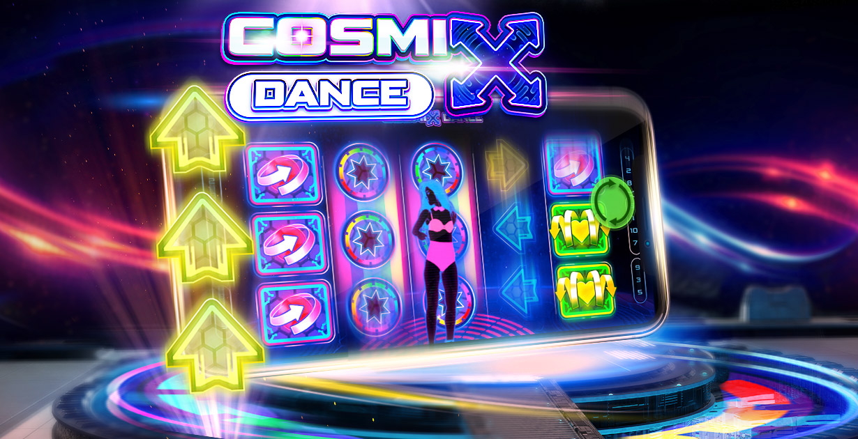 Juego de la semana: «Cosmix Dance»