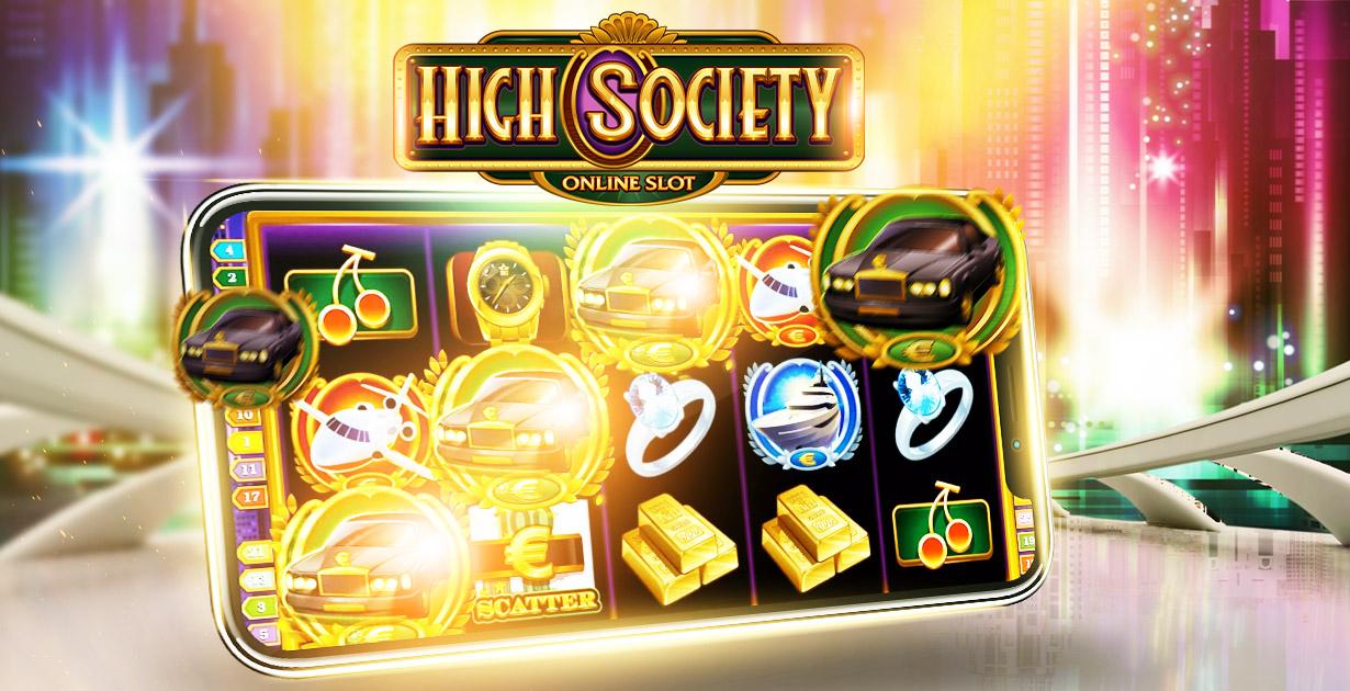 Juego de la semana: «High Society»