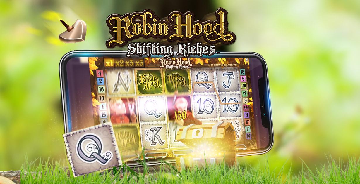 Juego de la semana en Casino777: Robin Hood