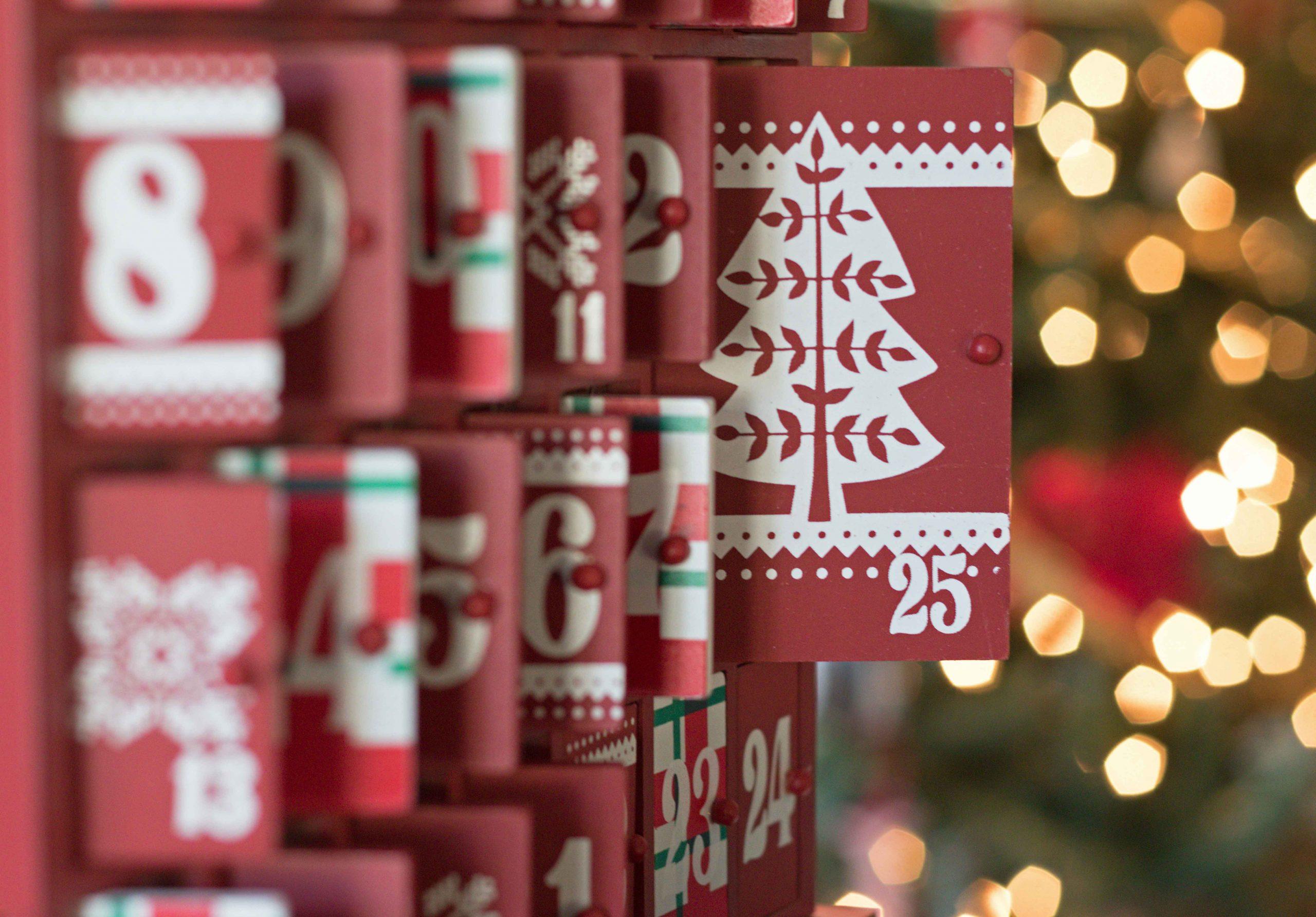Calendario de Navidad de Casino777