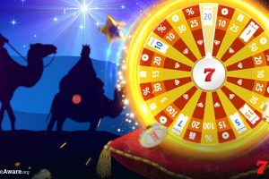 Ruleta de Reyes en Casino777