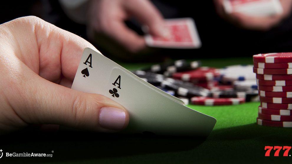 Guía de Stud Poker para principiantes