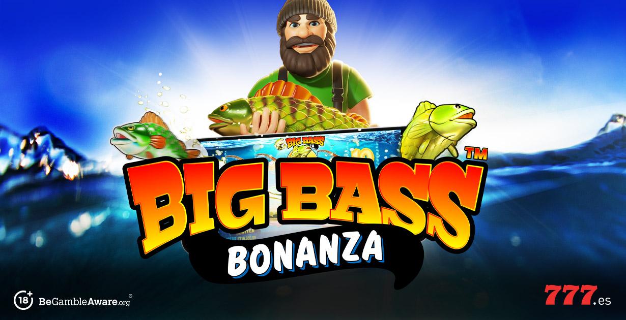 Reseña del juego de la semana: Big Bass Bonanza