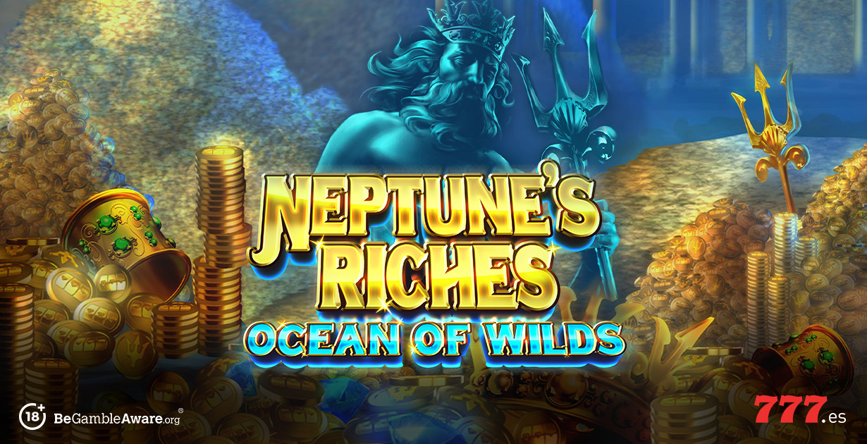 Las mejores slots con temática del océano en Casino777