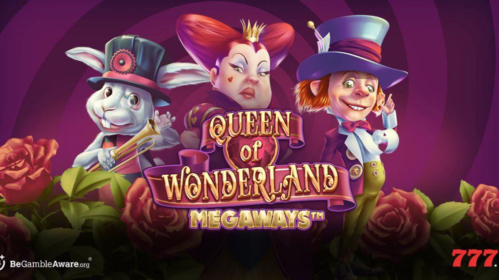Juego de la semana: Queen of Wonderland Megaways