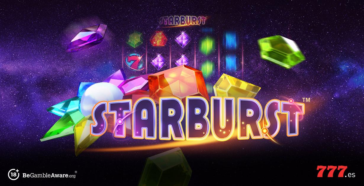 Juego destacado de la semana: Starburst