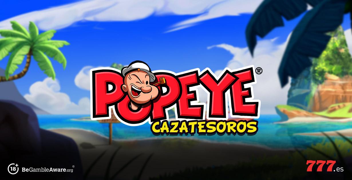 Juego de la semana: Popeye Cazatesoros