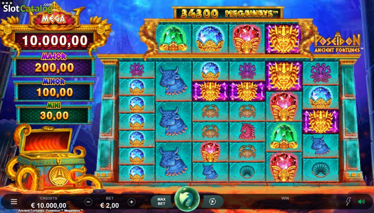 Los mejores slots de temática griega en Casino777