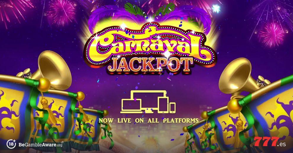 Juego de la semana: Carnaval Jackpot